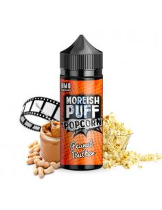 LÍQUIDO Candy Popcorn Peanut Butter de Moreish Puff 100ML