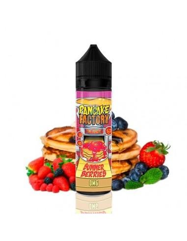 Líquido Summer Berries de Pancake factory 50ML