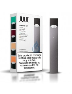 KIT Juul con 4 Pods 20mg/ml