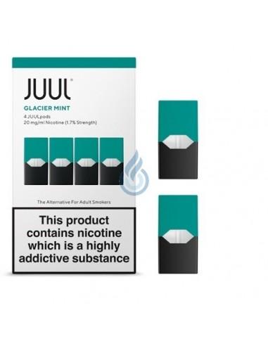 PACK DE 2 CARTUCHOS Menta 20mg/ml para JUUL