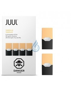 PACK DE 2 CARTUCHOS Vainilla 20mg/ml para JUUL