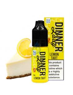 Líquido Lemon Tart 50/50 de Dinner Lady 10ml