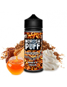 Líquido Tobacco Honey Cream de Moreish Puff 100ML
