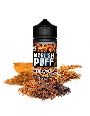 Líquido Tobacco Original de Moreish Puff 100ML