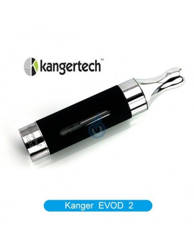 Evod 2 dual coil Kangertech