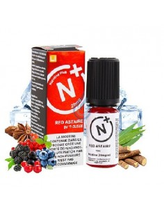 Líquido NIC SALT Red Astaire de Tjuice 10ml