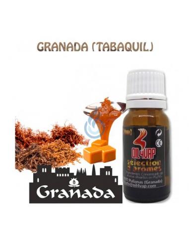 Aroma Tabaco Rubio Granada de Oil4Vap