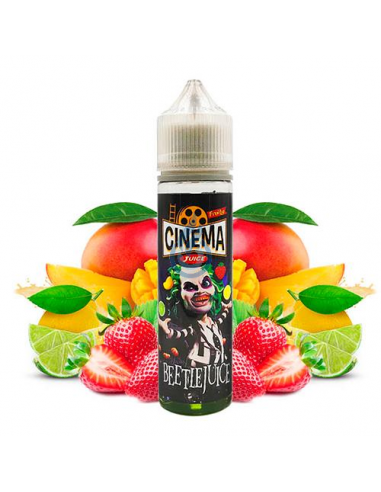 Líquido Beetle Juice de The Alchemist Juice 50ml