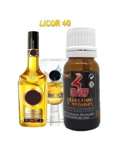 Aroma Licor 40 de Oil4Vap