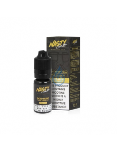LÍQUIDO NIC SALT Gold Blend de Nasty Juice 10ml