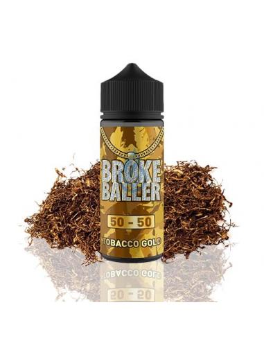 Líquido Tobacco Gold de Broke Baller 80ml