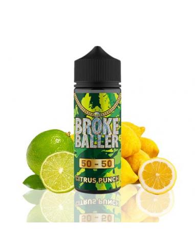 Líquido Citrus Punch de Broke Baller 80ml