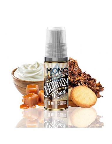 LÍQUIDO NIC SALT Monkey Road de Mono Salts 10ml
