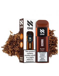 POD DESECHABLE Tobacco de N-One