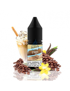 Líquido NIC SALT Vanilla Late de Frappe Cold Brew