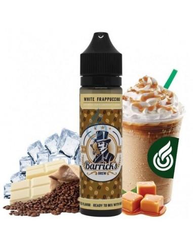 Líquido White Frapuccino de Barrick's Brew 50ml