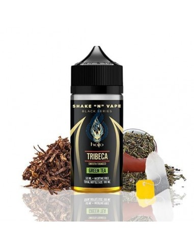 Líquido Tribeca Green Tea de Halo 50ml