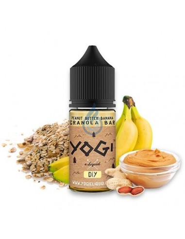 AROMA Peanut Butter Banana Granola Bar de Yogi 30ml