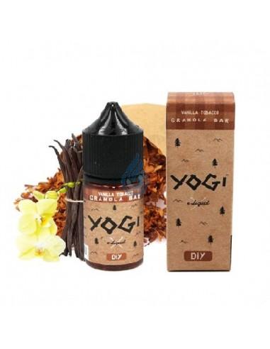 AROMA Vainilla Tobacco Ganola Bar de Yogi 30 ml
