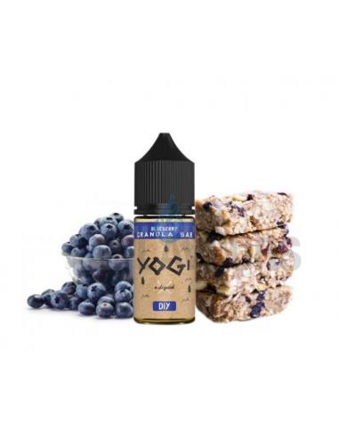 AROMA Blueberry Granola Bar de Yogi 30ml