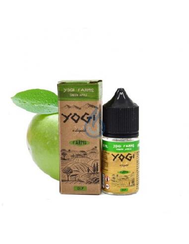AROMA Green Apple de Yogi 30ml