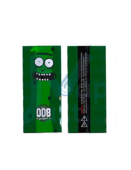 TERMOPLÁSTICO (wrap) para baterías 20700/21700