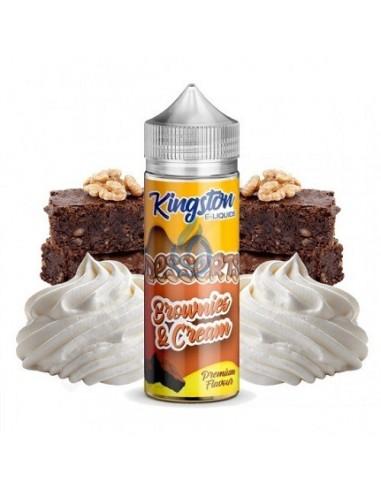 LÍQUIDO Brownies & Cream de Kingstone E-liquids 120ml