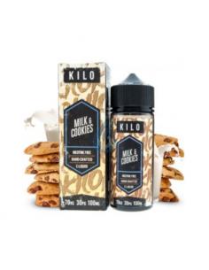 LÍQUIDO Milk & Cookies de Kilo V2 100ml