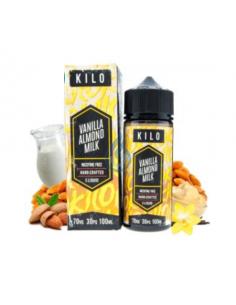 LÍQUIDO Vanilla Almond Milk de Kilo V2 100ml