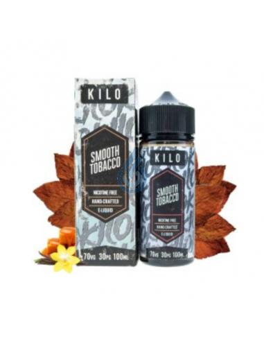 LÍQUIDO Smooth Tobacco de Kilo V2 100ml
