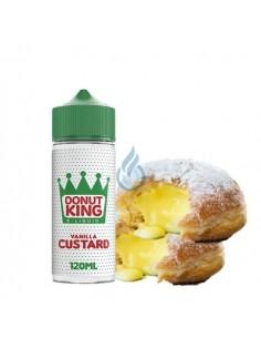 LÍQUIDO Vanilla Custard de Donut King 100ml