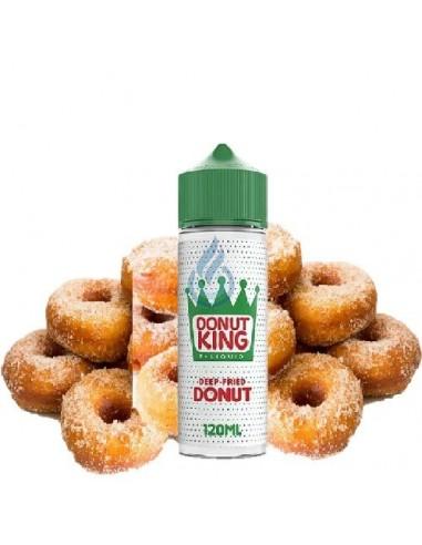 LÍQUIDO Strawberry Cream de Donut King 100ml