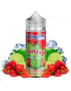 LÍQUIDO Fantango Strawberry Lime ICE de Kingston 100ml