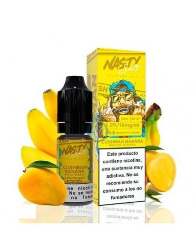 LÍQUIDO NIC SALT Banana Mango Man de Nasty Juice 10ml