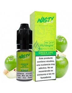 LÍQUIDO NIC SALT Green Ape de Nasty Juice 10ml