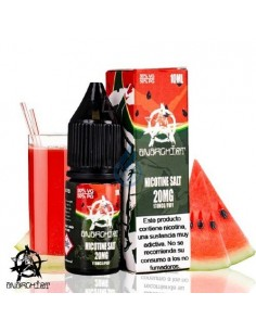 LÍQUIDO NIC SALT Watermelon de Anarchist 10ml