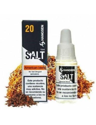 LÍQUIDO NIC SALT Tobacco de Hangsen 10ml