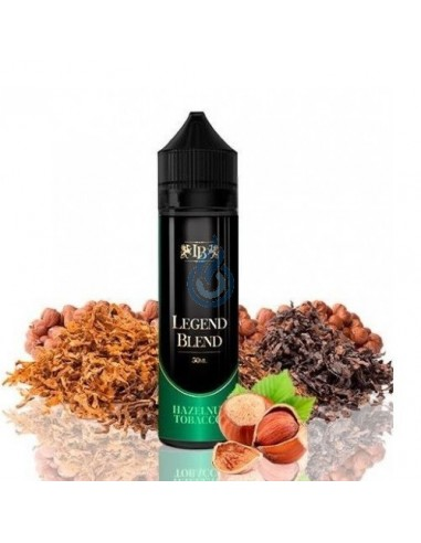 LÍQUIDO Hazelnut Tobacco de Legends Blend 50ml