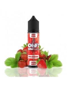 LÍQUIDO Strawberry de OhFruits! 50ml