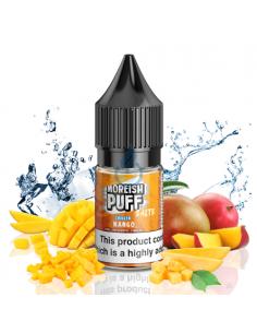 LÍQUIDO NIC SALT Mango Chilled de Moreish Puff 10ml