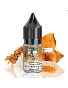LÍQUIDO NIC SALT Tobacco Honey and Creme de Moreish Puff 10ml