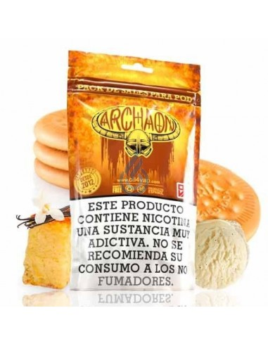 PACK Aroma Archaon + NikoVaps SALT de Oil4Vap