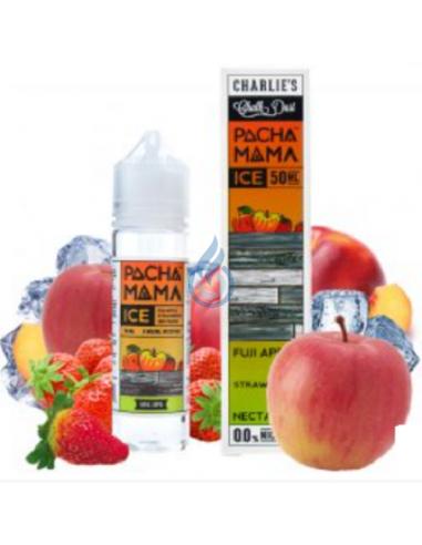 Líquido Fuji Apple Strawberry Nectarine Pachamama 50ml