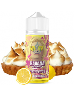 LÍQUIDO Lemon Cake de Havana Dream 100ml