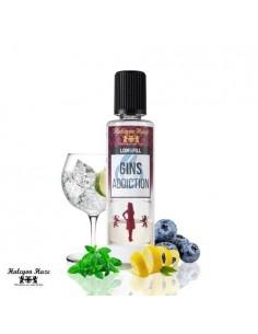 LÍQUIDO Gins Addiction 60/40 de Halcyon Haze/TJuice 50ml