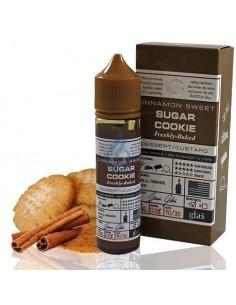 LÍQUIDO Sugar Cookie de Glas Vapor 50ml