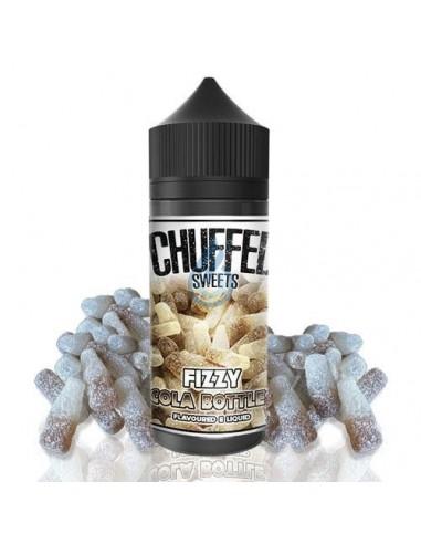 LÍQUIDO Sweets Fizzy Cola Bottles de Chuffed 100ml
