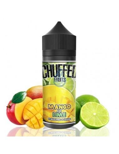 LÍQUIDO Fruits Mango Lime de Chuffed 100ml