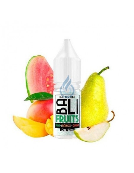 LÍQUIDO NIC SALT Pear + Mango + Guava Bali Fruits de Kings Crest 10ml