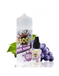 AROMA Grape Bomb + bote 120ml de K-Boom 10ml